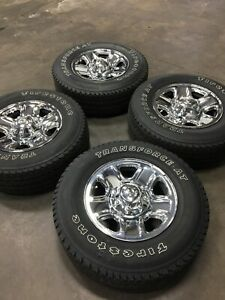2016 Dodge Ram 2500 Wheels And Tires