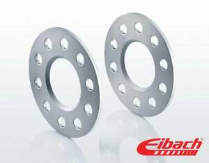 Eibach Wheel Spacers 5mm 2013 2014 Ford Mustang Shelby Gt500 Convertible