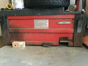 Totally Rebuilt Coats 40 40a Tire Changer Wheel Balancer Like New Working Cond