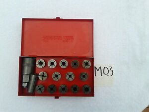Snap On 16pc Stud Remover Set For Cg 500