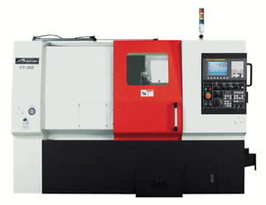 Aurora Seiki Ft 300 Cnc Turning Center