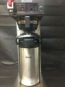 Bunn Cwtf15 aps Commercial Airpot Coffee Brewer New