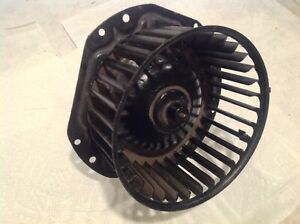 1963 1967 Chevrolet Used Delco 5044555 Heater Blower Original Vintage