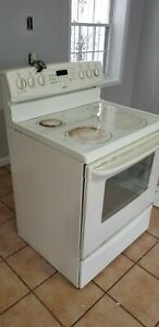 Used Electric Kitchen Stove