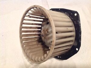 1963 1964 Chevrolet Impala A c Heater Blower W Fan Cage Delco 5044985 Vintage