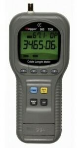 Megger Tdr900 Time Domain Reflectometer Test Equipment