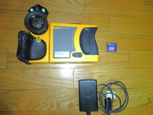 Fluke Ti45 Ir Flexcam Thermal Imager Camera Memory Card Adapter Great Condition