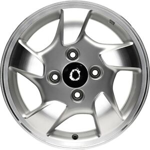 Aluminum Alloy Wheel Rim 15 Inch Fits 1998 2000 Honda Accord 4 114 3mm 5 Spokes