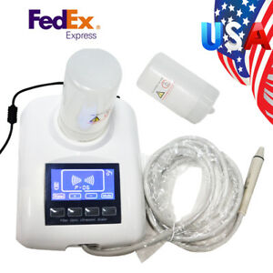Usa Sale Lcd Dental Piezo Ultrasonic Scaler Cavitron Self Contained Water F ems