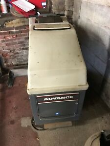 Advance Convertamatic 260b Disk Floor Scrubber
