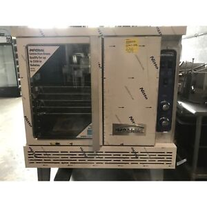 Imperial Single Deck Gas Convection Oven Gas Turbo flow im cvg1 10450717 n