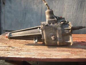 Tremec T 170 Rug Tod Rts Mid 80s F 150 With 300 Ci Six Overdrive Transmission