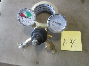 Used Taprite Series 3740 366m Regulator For Co2 For Beer Sodas Free Shipping