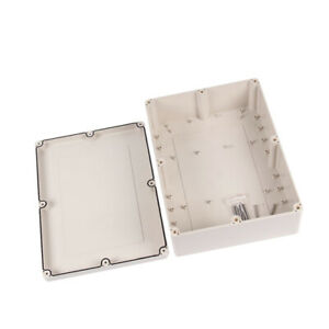 Ip65 Abs Waterproof Plastic Enclosure Case Junction Box 12 6x9 45x4 33inch
