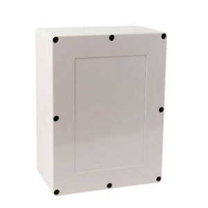 Ip65 Abs Waterproof Plastic Enclosure Case Junction Box 12 6x9 45x5 51inch