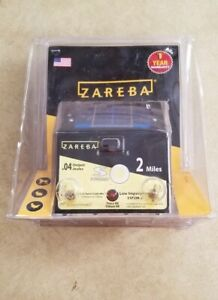 Zareba Esp2m z 2 mile Solar Powered Electric Fence Controller Used Working