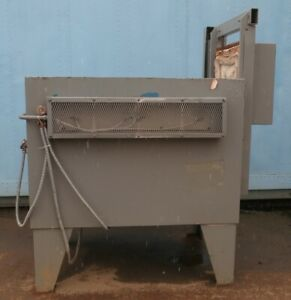 2 000 Degrees F Industrial Oven 23 Kva 440 Volts Rare Find East Coast Md Usa