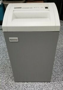 Fellowes Powershred Ps 420c Industrial Paper Shredder Made In Germany