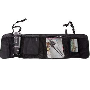 Car Back Seat Organizer Storage Bag Removable Multi Pocket Large Capacity For S