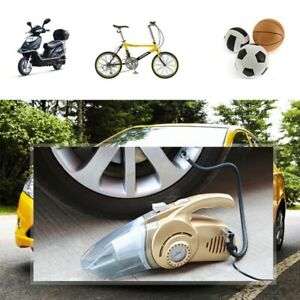 4 in 1 Portable Car Vacuum Cleaner 12v Portable Vehicle Wet dry Vacuum Cleaner