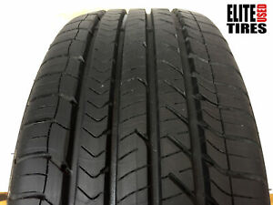 1 Goodyear Eagle Sport All Season P225 45r18 225 45 18 Tire Driven Once