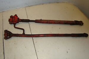 Ford 900 Tractor 3pt Upright Arms