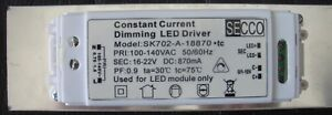 25 Constant Current Dimming Led Drivers