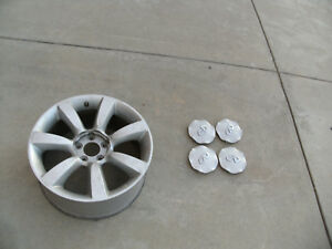 Infiniti Fx35 Fx45 Oem Factory Wheels Lot Of 4 Used 18 Rims Pickup Only