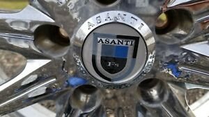 Asanti Wheels 24 And Tires