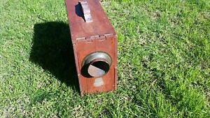 Antique Maritime Ship Foghorn Maybe Norwegian Maybe Norwegian