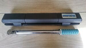 Armstrong Tools 3 8 Dr Torque Wrench 5 75ft Lbs Usa