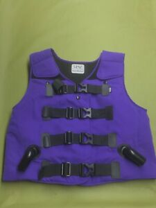 Hill rom The Vest Airway Clearance System Vest adult Medium C3 Great Shape