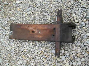 Co Op E3 Tractor Original Gas Tank Holder Mount Bracket