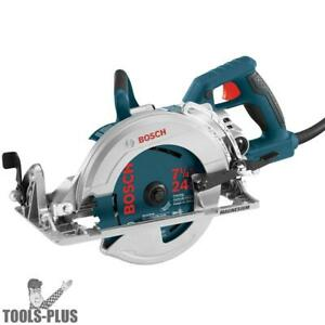 Bosch Csw41 7 1 4 15amp Anti snag High Torque Worm Drive Circular Saw New