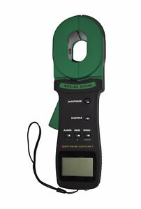 Dlg Di 120 Clamp On Ground Earth Resistance Tester With Usb Connect Data Upload
