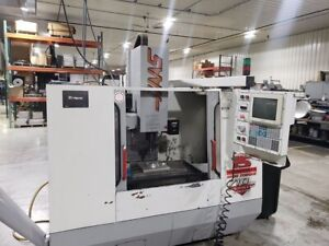 1997 Haas Vf oe Vertical Machining Center Protoype Facility Low Hours Avail