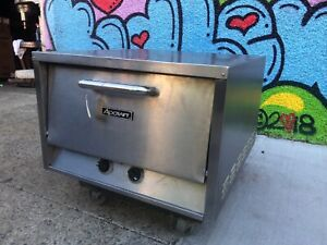 Adcraft Po 18 23 Stackable Deck type Electric Pizza Oven 240 Volts Single Ph