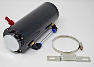 Aluminum Overflow Coolant Tank Reservoir Cooling Radiator Water Catch Can 500ml