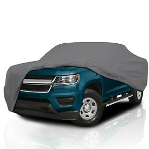 Cct Weatherproof Full Pickup Truck Cover For Chevy Colorado 2012 2019