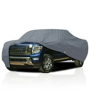 Cct Weatherproof Full Pickup Truck Cover For Nissan Frontier 1997 2019