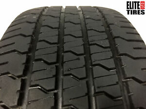 1 Goodyear Eagle Gtii P275 45r20 275 45 20 Tire 7 5 8 5 32