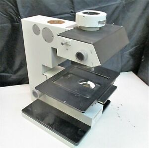 Vickers Photoplan Microscope For Repair
