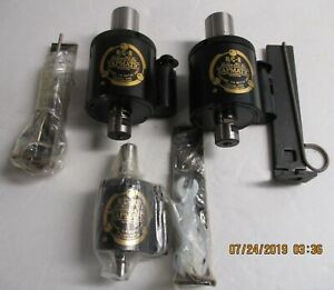 Three New Tapmatic Tapping Heads 00 To 6 40 And 4 To 1 4 Inch