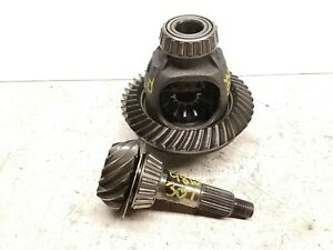 Jeep Wrangler Tj Dana 30 Front Differential Carrier 3 07 Gear Ratio 97 06 98w