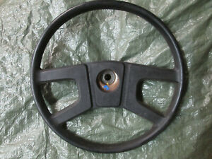 1977 80 Mgb 1978 79 Mg Midget Steering Wheel Oem Gc No Cut Or Tear