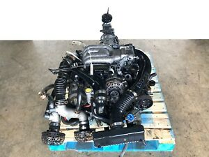 Mazda Rx 7 Twin Turbo Rotary Engine 5 Speed Manual Transmission Fd3s Fd Jdm 13b