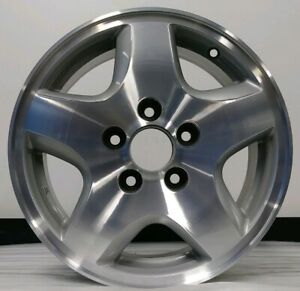 15 Oem Factory Honda Accord 1998 2000 Wheel rim 63774 15x6 5