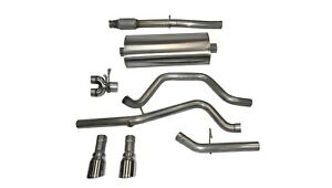 Corsa Performance 14869 Sport Cat Back Exhaust System