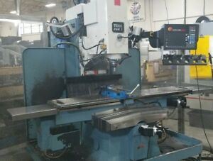 Southwestern Industries Prototrak Fhm 7 2011 Delivered In 2012 Cnc Bed Mill