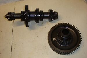 Ford 900 Tractor 5 Speed Transmission Top Gear Shaft 800